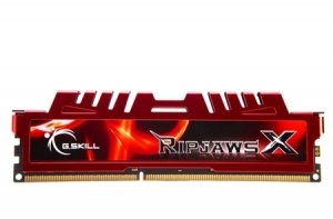 G.Skill RipjawsX DDR3 1600 Mhz 8 GB (2 x 4GB) -muistimodulipaketti