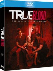 True Blood - kausi 4 Blu-ray-elokuva + kuljetus kaupanpäälle, alv 0% -hintaan Ahvenanmaalta