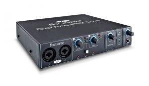 Focusrite Saffire Pro 14 - äänikortti firewire-väylään