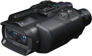 Sony DEV-5 tallentavat digikiikarit GPS:llä