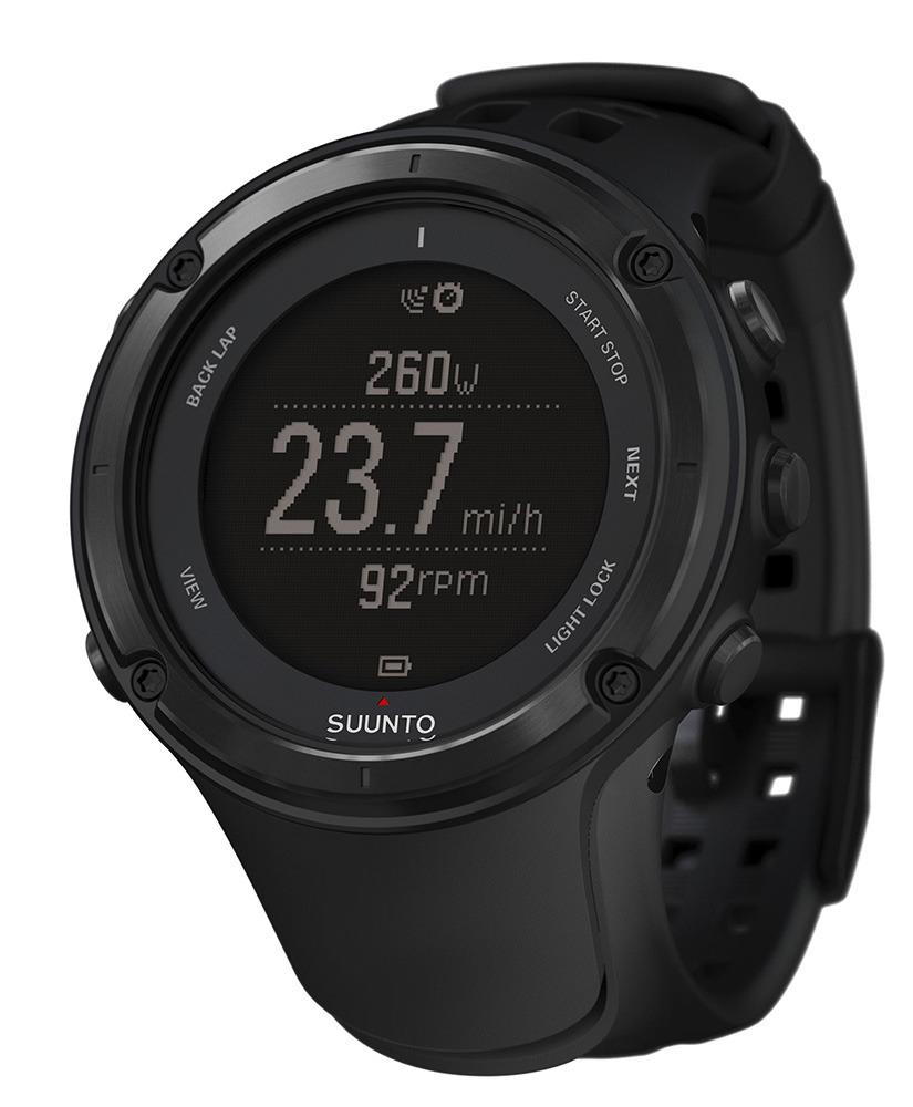 Suunto Ambit2 HR GPS-kello sykevyöllä, musta   Ranne   Urheilu ja ravinteet   Verkkokauppa.com