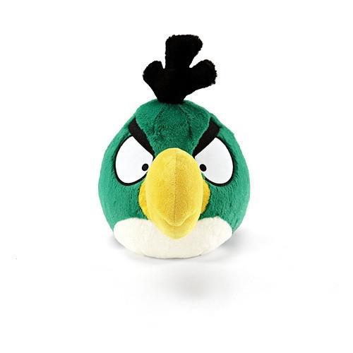 Angry Birds - Green Bird pehmolelu 40 cm, väri vihreä   Angry Birds   Pehmolelut   Verkkokauppa.com