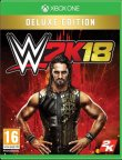 WWE 2K18 - Deluxe Edition -peli, Xbox One