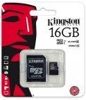 Kingston 16 Gt UHS-I microSDHC -muistikortti