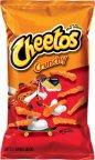 Cheetos Crunchy -juustosnacksit, 227 g
