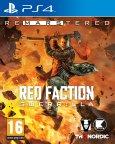 Red Faction: Guerilla - Re-MARS-tered -peli, PS4