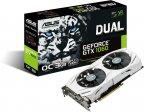 Asus GeForce GTX 1060 DUAL-GTX1060-O3G 3072 Mt -näytönohjain PCI-e-väylään