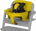 LEMO Baby Set -syöttötuolin istuin, Canary Yellow
