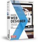 Xara Web Designer -verkkosivun suunnitteluohjelmisto