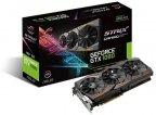 Asus GeForce GTX 1080 ROG STRIX-GTX1080-8G-GAMING 8192 Mt -näytönohjain PCI-e-väylään