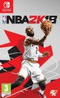 NBA 2K18 -peli, Switch