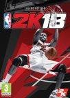 NBA 2K18 - Legend Edition -peli, Switch