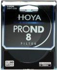 Hoya 62 mm PROND8 -harmaasuodin