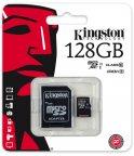 Kingston 128 Gt UHS-I microSDXC -muistikortti