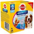 Pedigree DentaStix, Medium, 56 kpl  -megapakkaus