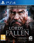 Lords of the Fallen - Complete Edition -peli, PS4