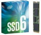 Intel 600p M.2 SSD 256 Gt SSD kovalevy