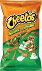 Cheetos Crunchy Jalapeño Cheddar -juustosnacksit, 227 g