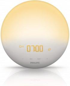 philips hf3510 01 wake up light her tysvalot sis valaisimet lamput ja valaisimet koti ja. Black Bedroom Furniture Sets. Home Design Ideas