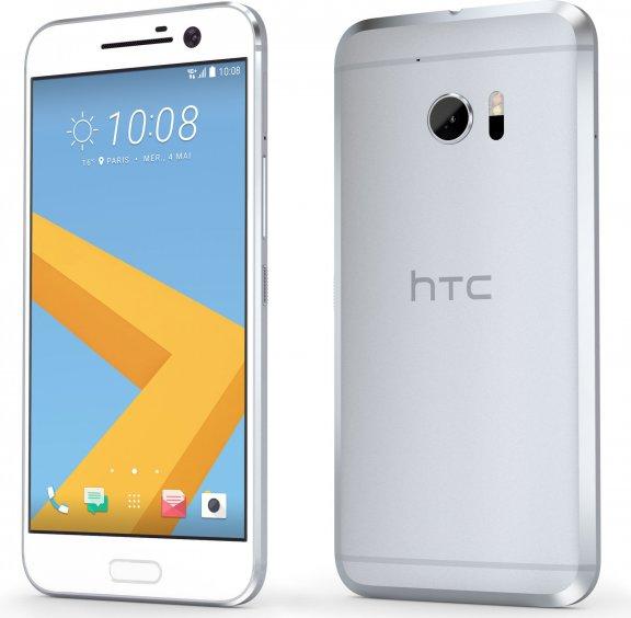 HTC 10 ‐Android-puhelin, hopea – Android – Puhelimet – Puhelimet – Verkkokauppa.com
