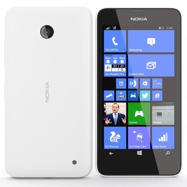 Nokia Lumia 635 Windows Phone puhelin, mattavalkoinen | Windows phone | Puhelimet | Verkkokauppa.com
