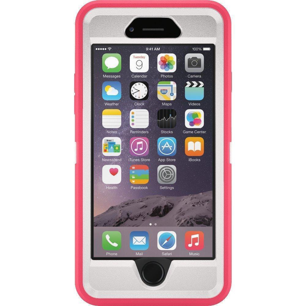 Otterbox defender iphone 6 neon rose iphone 6 6s suojakotelot
